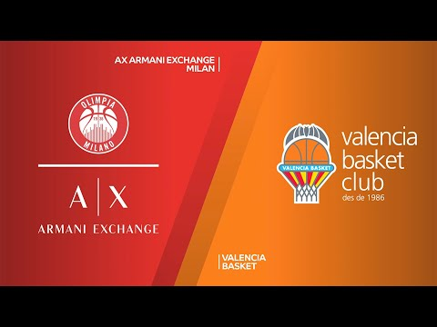 AX Armani Exchange Milan - Valencia Basket Highlights | Turkish Airlines EuroLeague, RS Round 19
