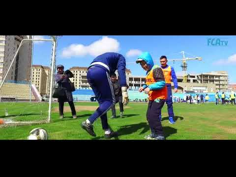 Футболисты «Астаны» приняли участие в Фестивале 'Спорт для всех' - Видео приколы смотреть