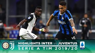 INTER 1-2 JUVENTUS | HIGHLIGHTS | Lautaro's goal is not enough... ????????⚫????