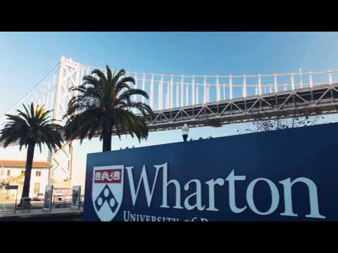 Wharton Celebrates 15 Years in San Francisco