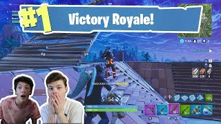PLAYING FORTNITE WITH DOM TRACY!