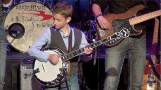 Sleepy Man Banjo Boys - Marty Stuart's Late Night Jam 2013