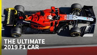 Imagine if you could take the best parts from each car in formula 1 to create ultimate design for new season. we got our technical editor jake boxall...