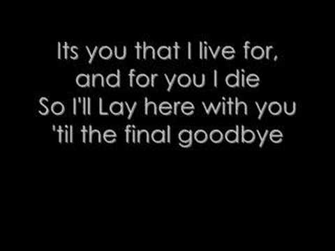 RIHANNA - FINAL GOODBYE LYRICS - SONGLYRICS.com