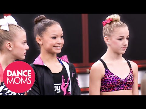 """Nobody is Gonna Beat You!"" New Chloe vs. Old Chloe (Season 4 Flashback)   Dance Moms"