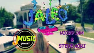 Nicky jam & Steve aoki - (REMIX) - JALEO 💥👍 Video