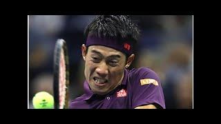 ATP: Nishikori schlägt Titelverteidiger Gojowczyk im Achtelfinale von Metz