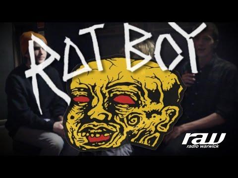 Adam Meets RatBoy | RaW Interviews
