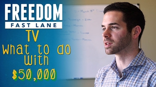 """How Do I Invest with $50,000?"" 