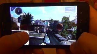 Modern Combat 3 на Android смартфоне. Ураганный Шутер! Класс! / Арстайл /