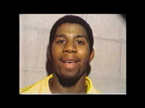 Magic Johnson Vs Larry Bird | First Time Ever in the NBA | With Interviews 12.28.1979