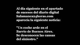 Proyecto Andromeda Trailer 3 -Audio de la Policia Nacional Salamanca