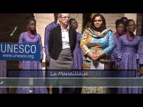 Winneba Youth Choir Ghana - National Anthem of France