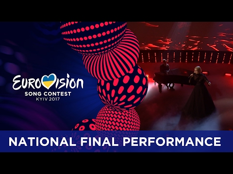 Norma John - Blackbird (Finland) Eurovision 2017 - National Final Performance
