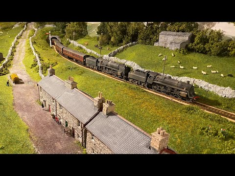 Somerset And Dorset - Yorkshire Dales Model Railway
