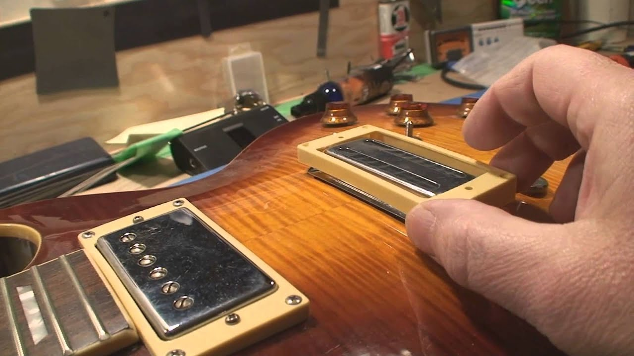 Epiphone 12 String Guitar Modification - YouTube