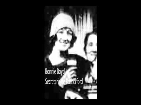 Testigos de Jehová(Las dos amantes del adúltero J.F. Rutherford)
