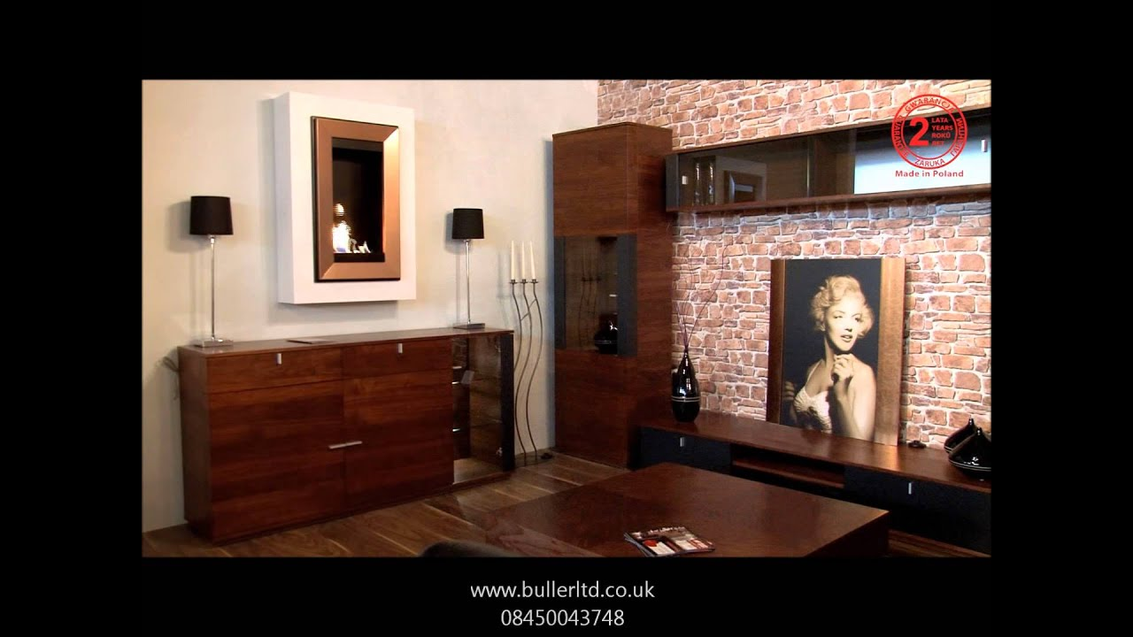 wall mounted bio fire place charlie youtube