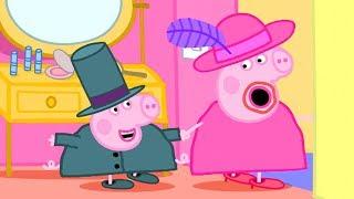 Peppa Pig in Hindi - Fancy Dress - हिंदी Kahaniya - Hindi Cartoons for Kids