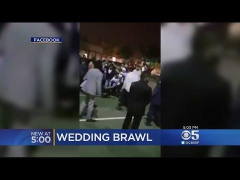 Huge Brawl Mars Fremont Wedding Reception