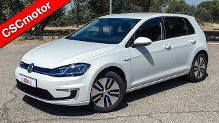 Volkswagen e-Golf - 2017   Revisión en profundidad