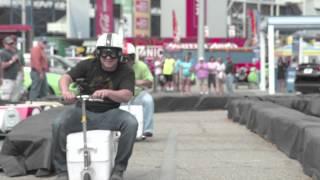 Motorized Cooler Racing With Hermie Salder