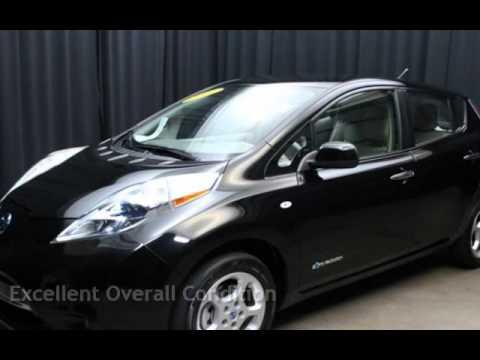 2011 Nissan Leaf SL for sale in Phoenix, AZ