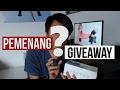 Pemenang Giveaway Zenfone 3 Max ZC553KL