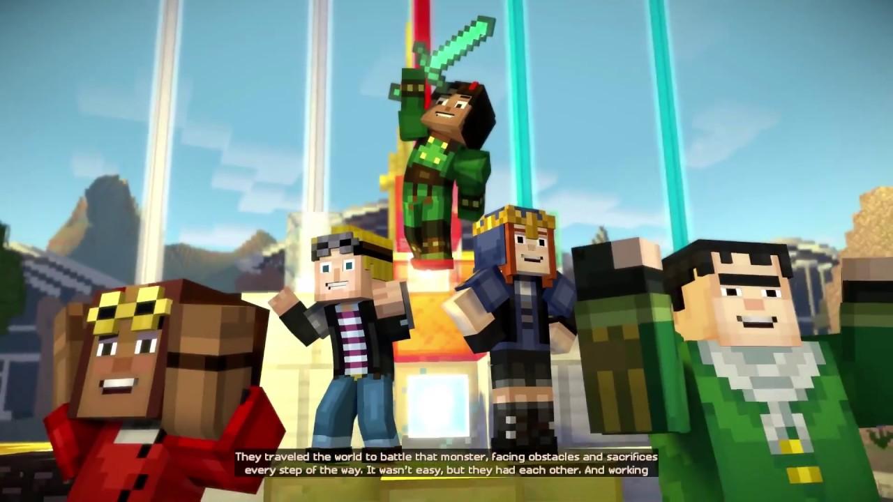Minecraft Story Mode Full Season 2 Alternative