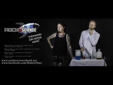 Valokuvia cover by Rock&Science Duo