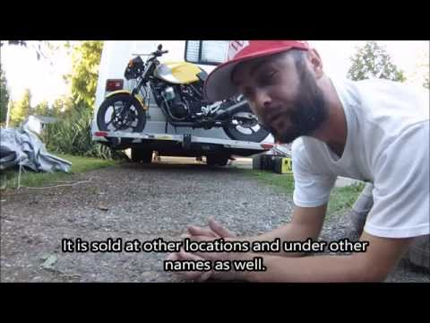 Motorcycle hitch carrier to avoid, Haulmaster at harbor freight