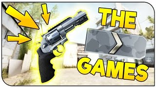 CS:GO | The Silver Games #3 | REVOLVER ONLY!