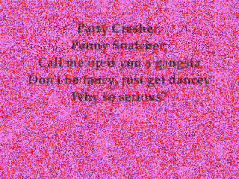 PINK- RAISE YOUR GLASS WITH LYRICS ON SCREEN!
