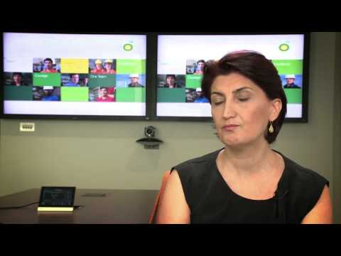 BP Our Stories - Arzu, exploration manager