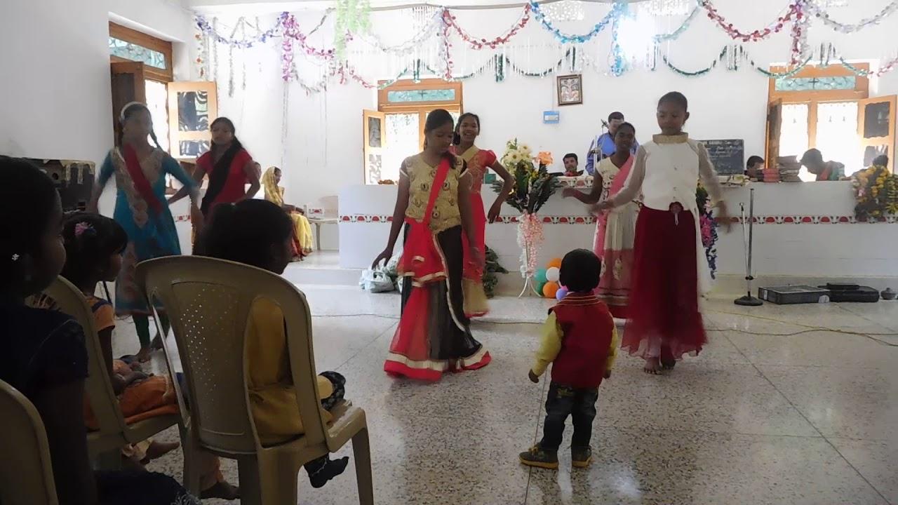 Chair Dance Ritual Song Rocking Embroidery Design Hindi Christian By Luhangar Church Youtube