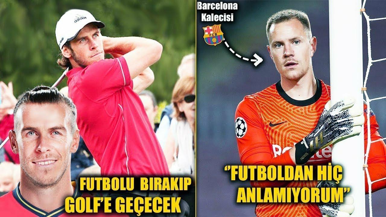 FUTBOLU SEVMEYEN FUTBOLCULAR (ŞAŞIRACAKSINIZ) / Bale, Ter Stegen, Balotelli