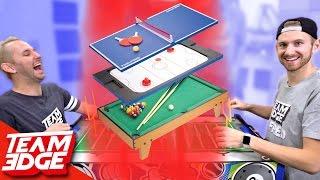 Download Mini Sports BATTLE!! 🏓🎱🎾🏀 Mp3 and Videos