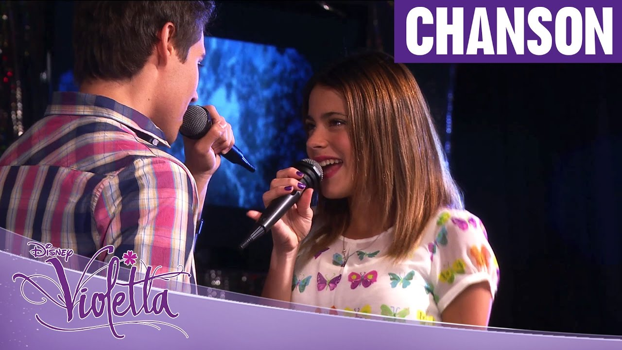 Violetta saison 2 podemos pisode 2 exclusivit disney channel youtube - Musique violetta saison 2 ...