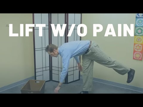 Lift without Knee and Back Pain - Physical Therapist ...