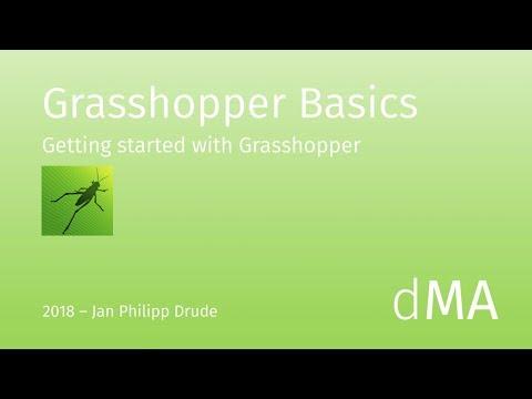 Grasshopper Basics Tutorial (deutsch) - YouTube