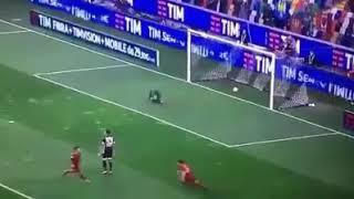 Goal Cengiz Under Udinese Vs Roma