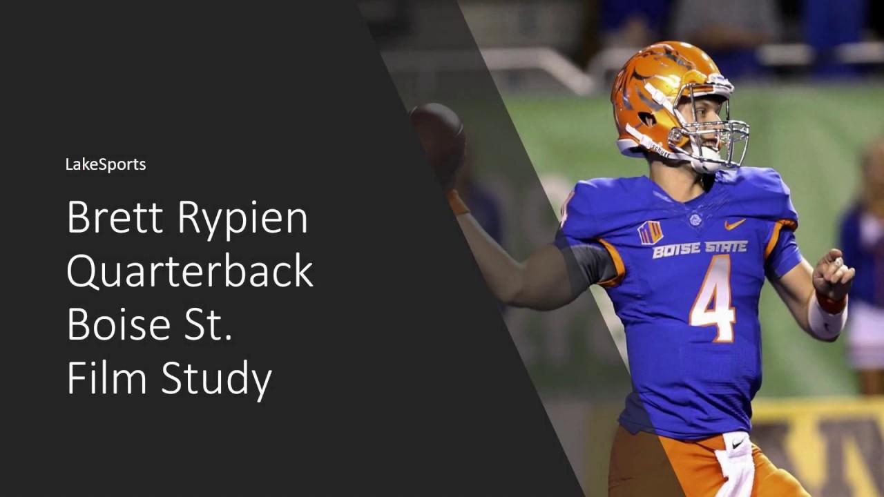 promo code cb0bc cd1cb QB Brett Rypien NFL Draft profile