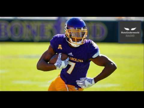 Zay Jones is one of the most overrated wide receiver prospects in the 2017 NFL Draft