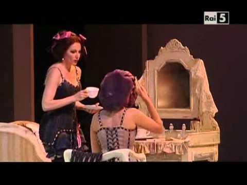 Una volta c'era un re (1° atto - La Cenerentola-Rossini) - Sonia Ganassi