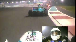My Formula 3000 Experience 2015  - Yas Marina