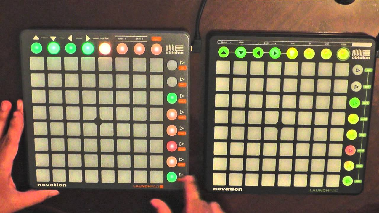 Launchpad S vs Launchpad Classic from Novation  YouTube