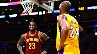 7 Reasons Kobe Bryant is Better than Lebron James