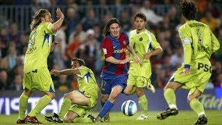 Lionel Messi ● Amazing Skill Show 2006-2007  || HD
