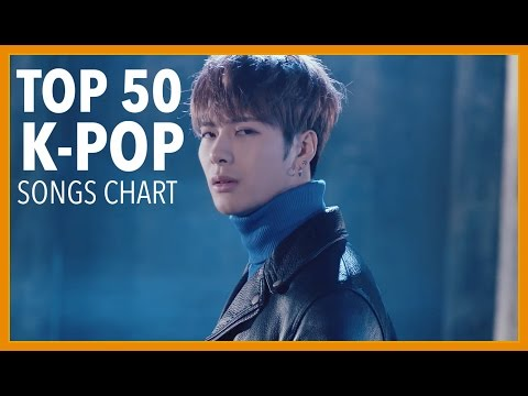 [TOP 50] K-POP SONGS CHART • MARCH 2017 (WEEK 3)