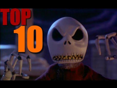 Top Ten Halloween Movies For Kids